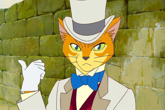 anime_Le Royaume des Chats