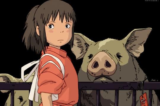 anime_Le Voyage de Chihiro