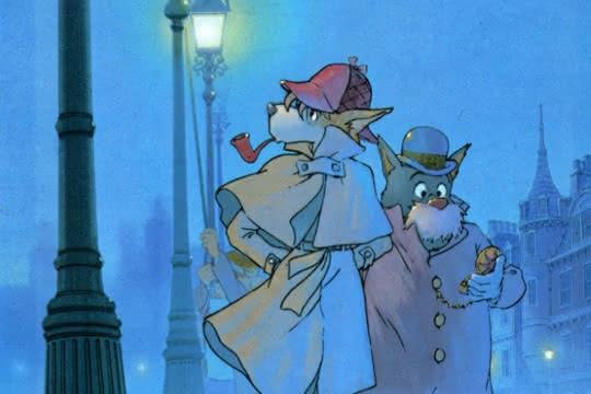 anime_Les Aventures de Sherlock Holmes