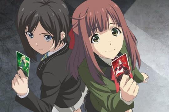 anime_Lostorage Incited WIXOSS