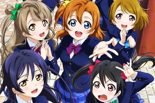 anime_Love Live! School Idol Project