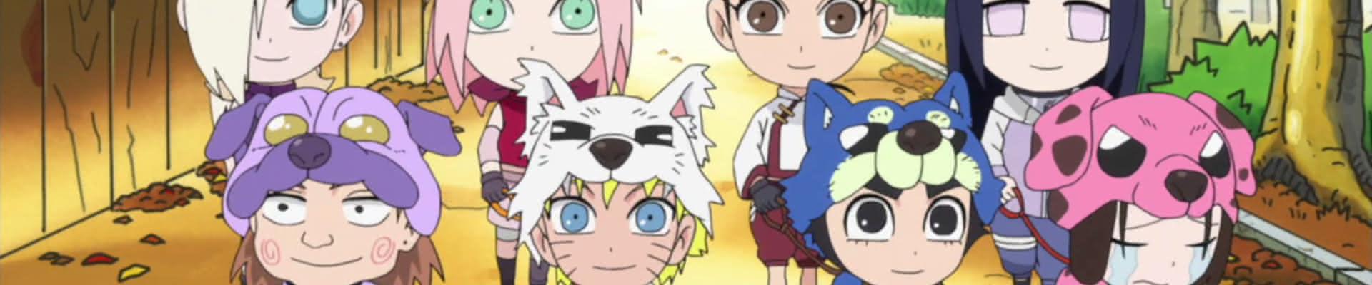 Naruto SD : Rock Lee no Seishun Full-Power Ninden