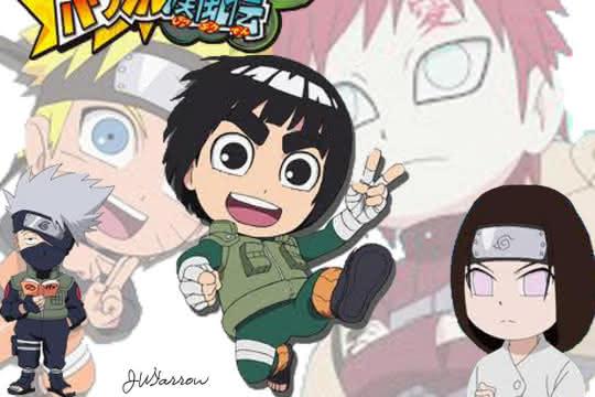 anime_Naruto SD : Rock Lee no Seishun Full-Power Ninden