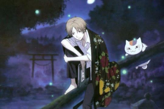 anime_Natsume Yuujinchou