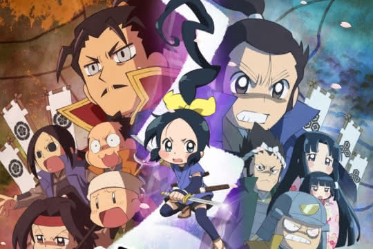 anime_Nobunaga no Shinobi
