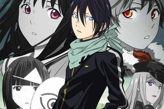 anime_Noragami