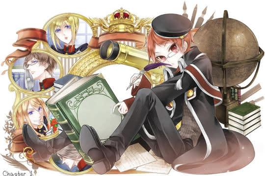 anime_Oushitsu Kyoushi Heine
