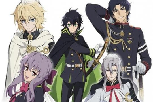 anime_Owari no Seraph
