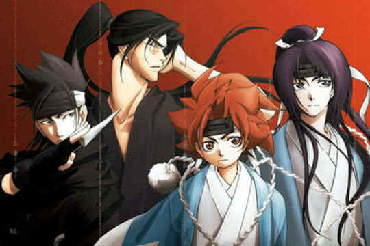 anime_Peace Maker Kurogane
