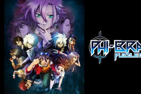 anime_Phi Brain : Kami no Puzzle