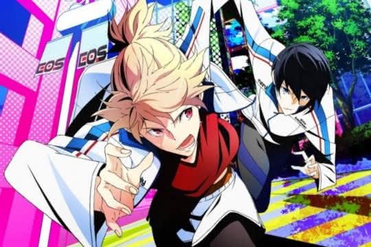 anime_Prince of Stride: Alternative