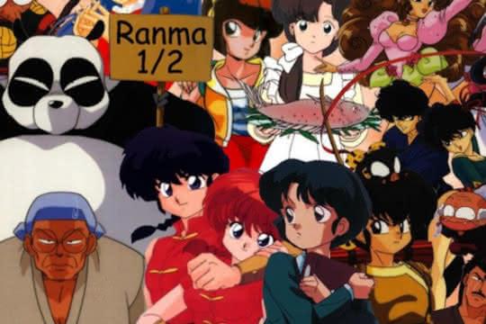 anime_Ranma ½