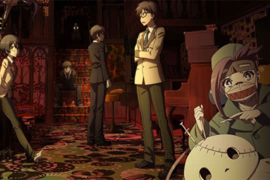 anime_Ranpo Kitan : Game of Laplace