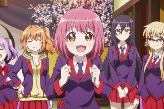 anime_Release the Spyce