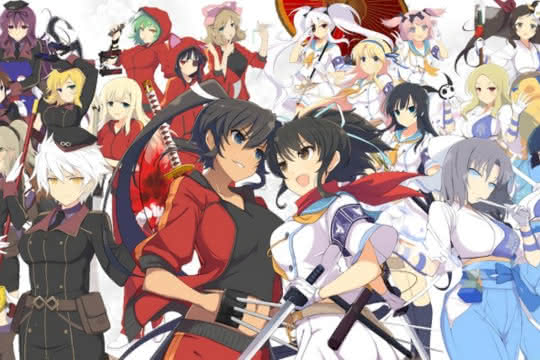 anime_Senran Kagura