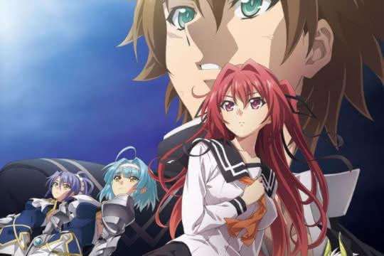 anime_Shinmai Maou no Keiyakusha