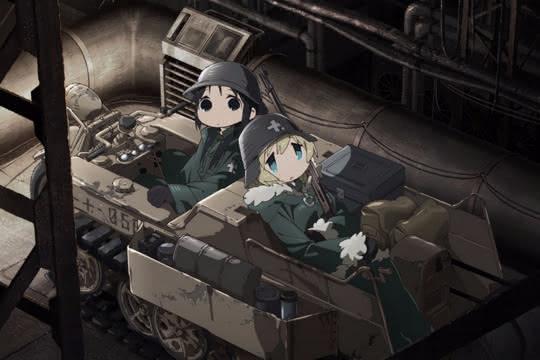 anime_Shoujo Shuumatsu Ryokou