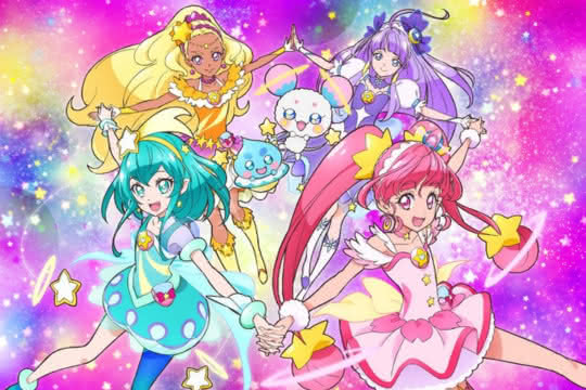 anime_Star☆Twinkle Precure