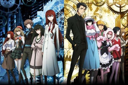 anime_Steins;Gate 0