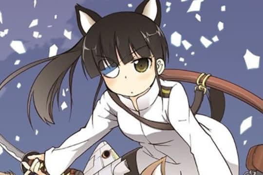 anime_Strike Witches: 501 Butai Hasshinshimasu!