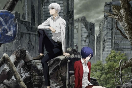 anime_Tokyo Ghoul:re