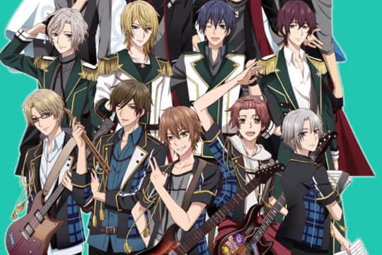 anime_Tsukipro The Animation
