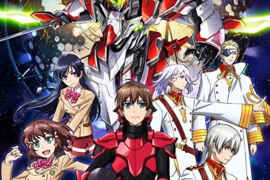 anime_Valvrave : The Liberator