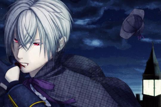 anime_Vampire Holmes