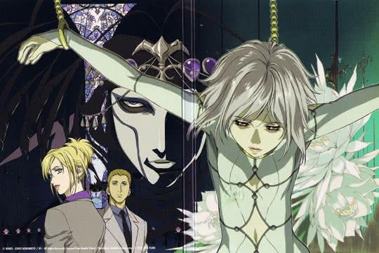 anime_Wolf's Rain
