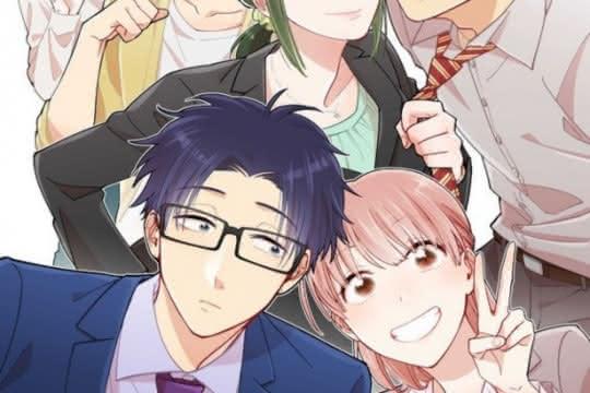 anime_Wotaku ni Koi wa Muzukashii