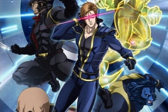 anime_X-Men (2011)