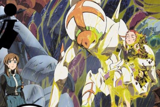 anime_Xam'd Lost Memories