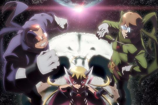 anime_Yoru no Yatterman