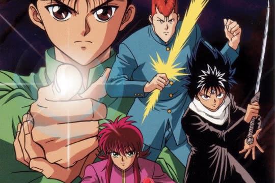 anime_Yu Yu Hakusho