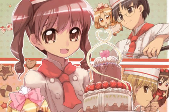 anime_Yumeiro Patissière