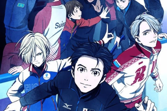 anime_Yuri!!! on Ice