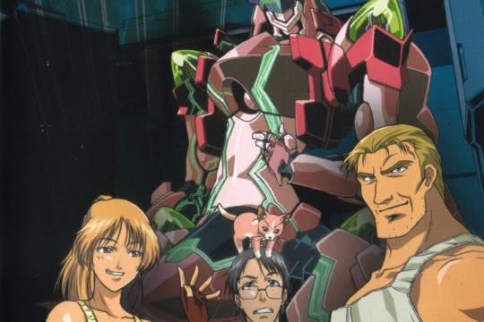 anime_Z.O.E Dolores