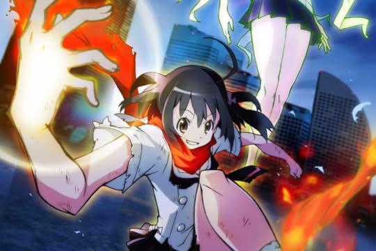anime_Zetsumetsu Kigu Shoujo: Amazing Twins